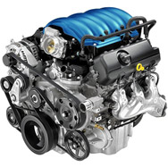 2008 Chrysler Aspen Used Engine