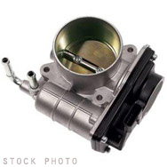 2017 Mercedes C220 Throttle Body