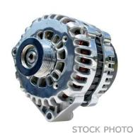 2014 Jaguar F-Type Alternator
