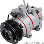 2011 Mini Cooper Countryman A/C Compressor