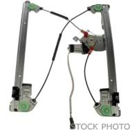 2006 BMW 525XI Front Window Regulator, Driver Side