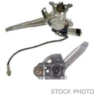 2003 Audi A4 Quarter Window Regulator, Rear, Passenger Side