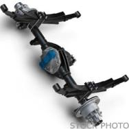2012 Nissan NV2500 Rear Axle Assembly