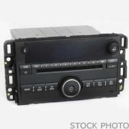 2009 Lexus IS250 Radio