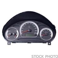 2004 Lincoln Aviator Speedometer