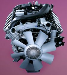 Used engine assemblies
